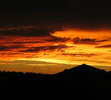Sunset After Storms by Ethan Moore