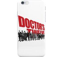 Doctor's Twelve iPhone Case/Skin