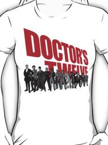 Doctor's Twelve T-Shirt