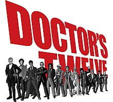 Doctor's Twelve Photographic Print
