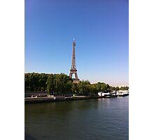 Paris Tour Eiffel Photographic Print