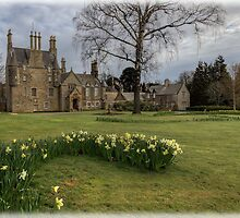 Panoramic View of Lauriston Castle by Miles Gray