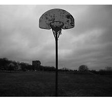 Hoop Photographic Print