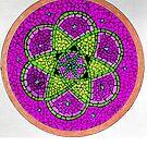 Pink Mandala by WienArtist