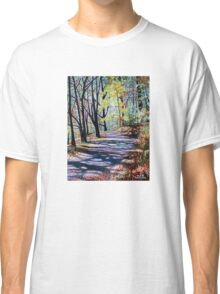 'THE TRAIL FROM CHETOLA TO BASS LAKE' Classic T-Shirt