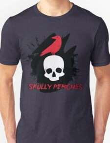 Skully Perches Unisex T-Shirt