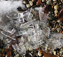 Ice Fragments by Ethan Moore