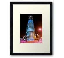 Manchester Dalek Framed Print