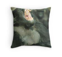 Don`t Make Me Laugh!!! Throw Pillow