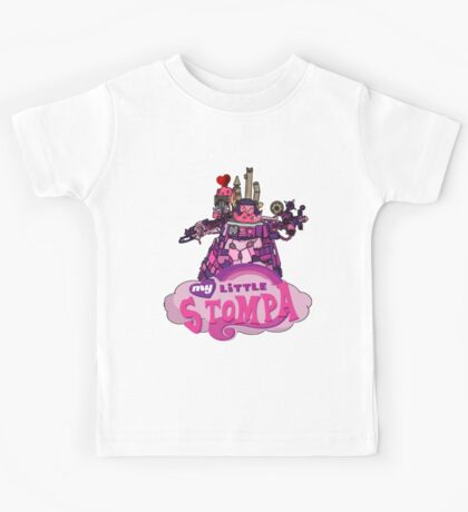 My Little Stompa Kids Tee