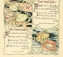 The Baby's Own Aesop by Walter Crane 1908-38 The Two Jars, The Two Crabs by wetdryvac