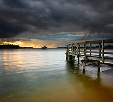 Dawn I, Urunga by Alex  Cowley