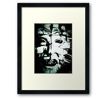 Horror Icons: Pinhead - Hellraiser Framed Print