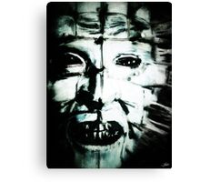 Horror Icons: Pinhead - Hellraiser Canvas Print
