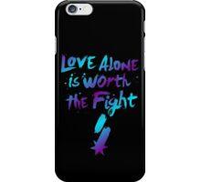 Love Alone - SF Tee - Alternate iPhone Case/Skin
