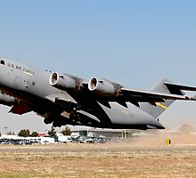 C-17 Take Off by gfydad