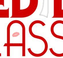 RED LIP CLASSIC Sticker