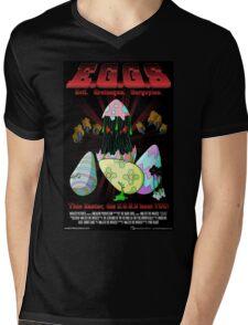 E.G.G.s - This Easter, the EGGs hunt you! Mens V-Neck T-Shirt