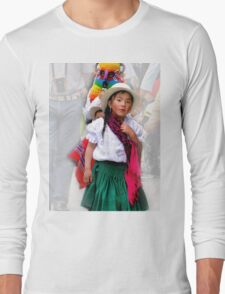 Cuenca Kids 618 Long Sleeve T-Shirt
