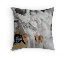 Hopes for the Year of the Ox Throw Pillow