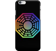 Dharma Symbol iPhone Case/Skin