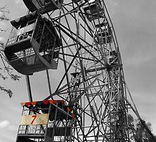 Ferris wheel by fritsswanepoel