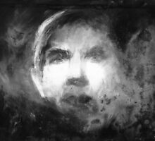 Horror Icons: Bela Lugosi - Dracula by darkvisionsart
