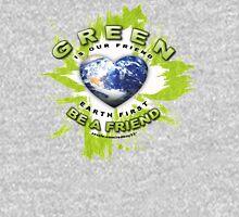 green earth Tank Top