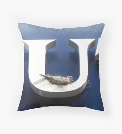 incUbate Throw Pillow