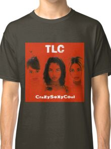 TLC-Crazy Sexy Cool Classic T-Shirt