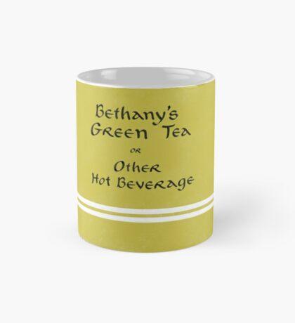 Bethany's Green Tea Mug