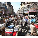 ' Old Delhi Mayhem ' by Mat Moore