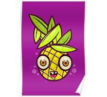 Pineapple Kid Poster