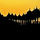 Cenotaphs of Jaisalmer by Mukesh Srivastava