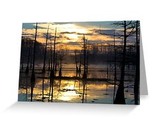 Unspoiled Greeting Card