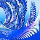 BLUE CRYSTAL by Ann Morgan