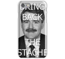 Bring Back The Stache iPhone Case/Skin
