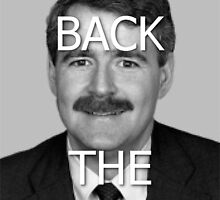 Bring Back The Stache by imlenny
