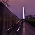 The Vietnam Memorial by Matsumoto