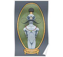 Tribal Emperor Poster