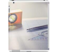 Tools of the architect. iPad Case/Skin