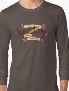 I Love Mindy Kaling Long Sleeve T-Shirt