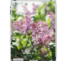 Lilac Loveliness iPad Case/Skin