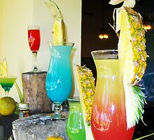 Thirst For Exotic  by Carole Boudreau