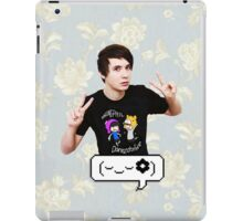 Dan Howell iPad Case/Skin