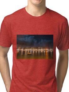 Harbour Night Tri-blend T-Shirt
