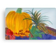 Fall Stilllife  Canvas Print