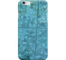 Swimming pool - under the water iPhone Case/Skin
