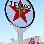 Seligman Texaco by Bobby Deal