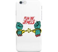 """Run The Jewels 12"""" Cover iPhone Case/Skin"""